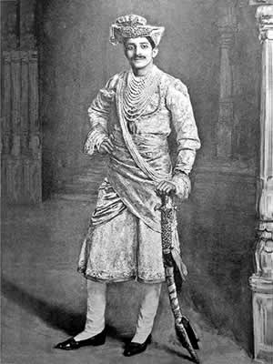The Maharaja of Indore, aged 21, was being groomed for rule by the India Office.  Lilah had met him in London, but found him disturbingly suave. Ten years later one of his wives fled to take refuge with a Bombay merchant. The Maharaja arranged for the merchant's murder and the permanent disfiguring of the girl's face. Fearing that  the Indian Princes might rally to the Maharaja, who could be tried only by a court of his peers, the Viceroy, Lord Reading, forced him to abdicate in favour of his son.