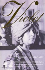 Violet: The life and loves of Violet gordon Woodhouse book cover